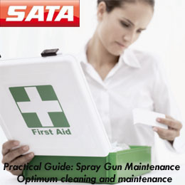 Spray Gun Maintenance