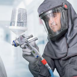 SATA Spraygun