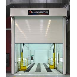 Spray Booth  Industrial applications