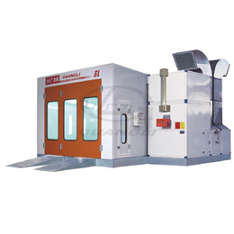 Spray Booth model GL 3