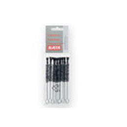 Pack of 10 cleaning brushes