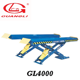 Platform Scissor Post Lift